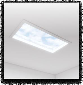 led skylights