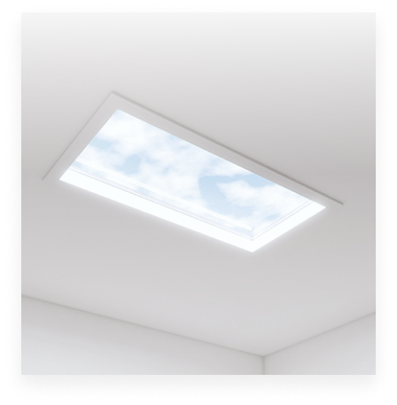 led skylights