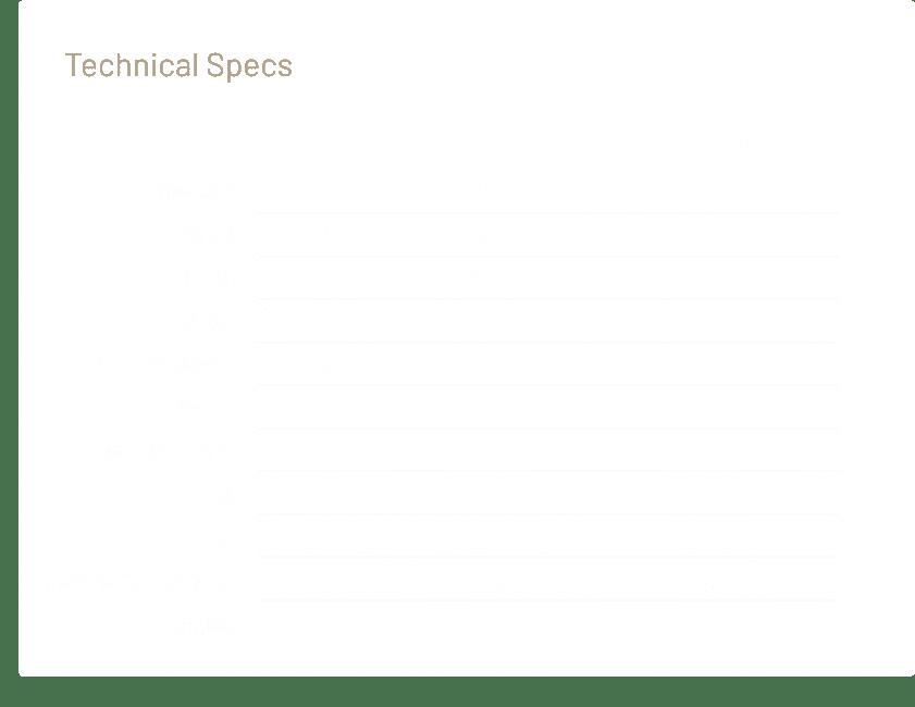 tech-specs-table